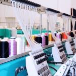 Monitoramento automático de máquina de tecelagem