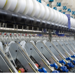 Aumento da produtividade da indústria têxtil